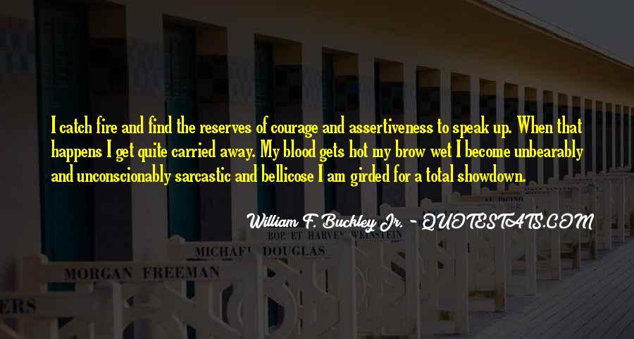 William F Buckley Sayings #1058187