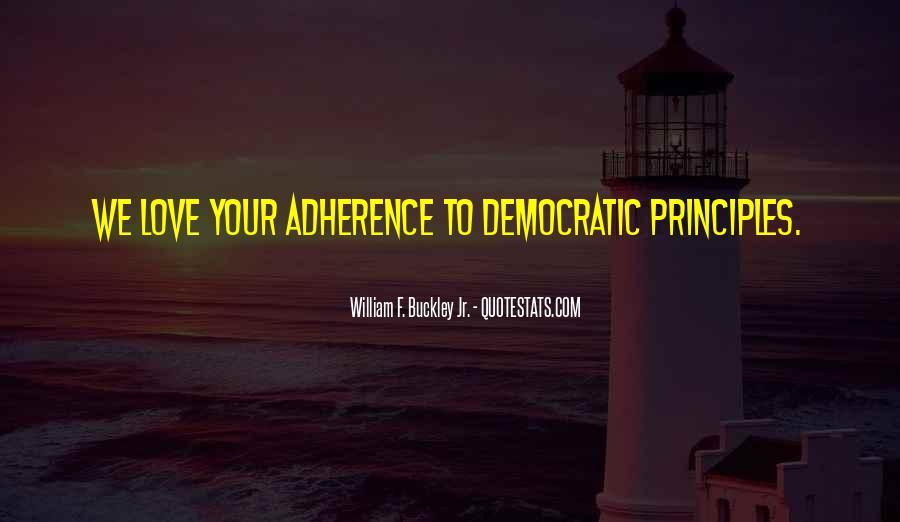 William F Buckley Sayings #1175081