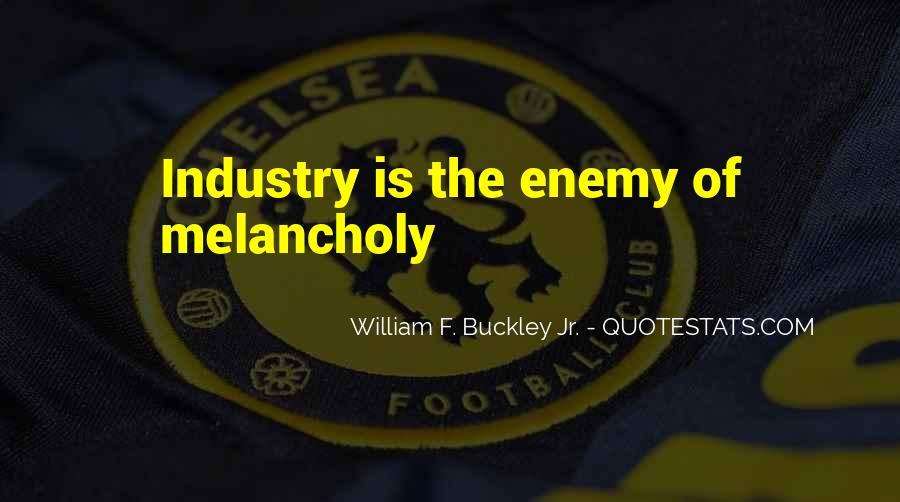 William F Buckley Sayings #1278673