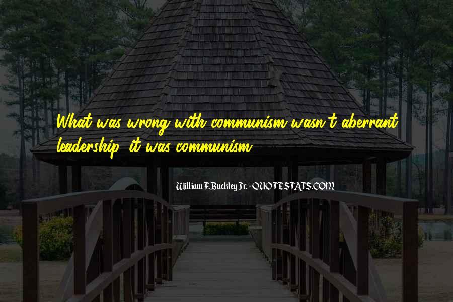 William F Buckley Sayings #128737