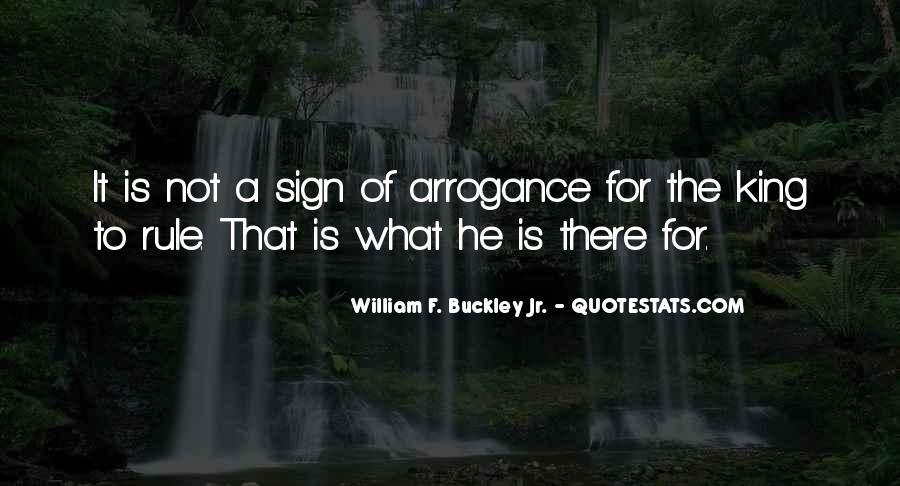 William F Buckley Sayings #1304114