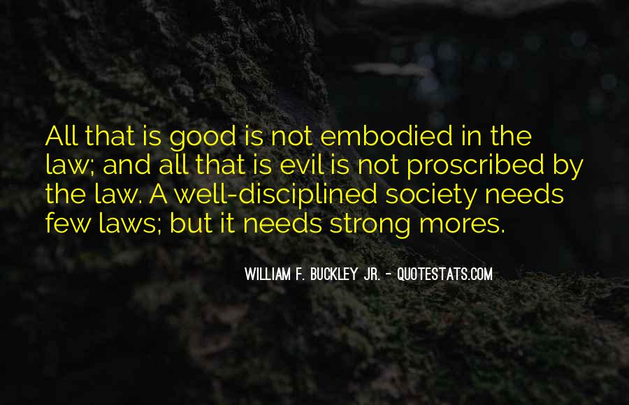 William F Buckley Sayings #1317881