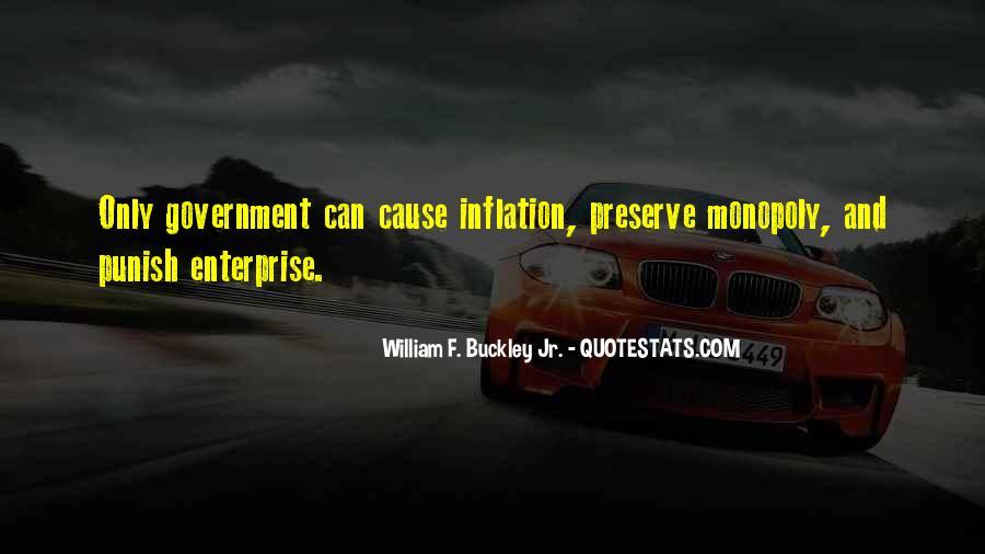 William F Buckley Sayings #132659