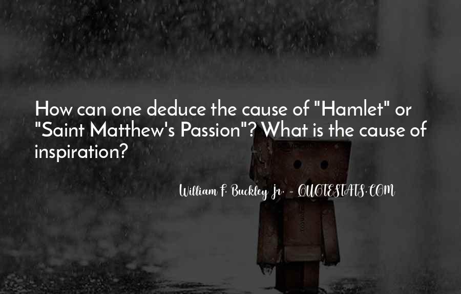 William F Buckley Sayings #444936
