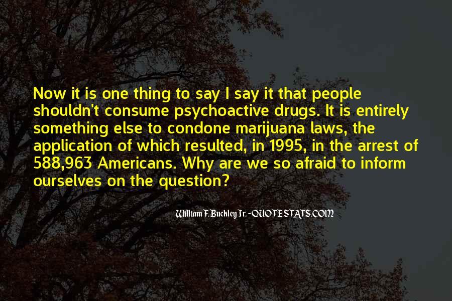William F Buckley Sayings #44635