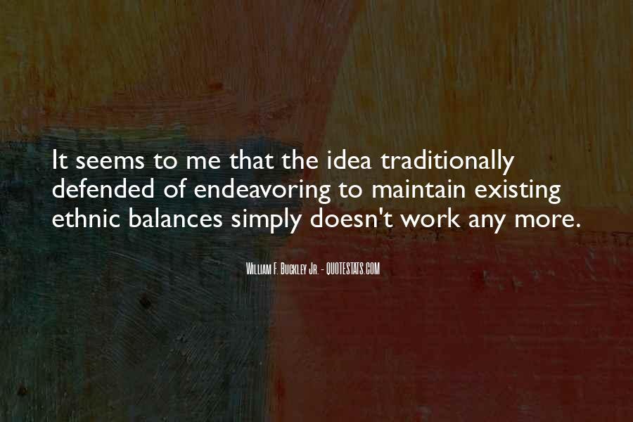 William F Buckley Sayings #492980