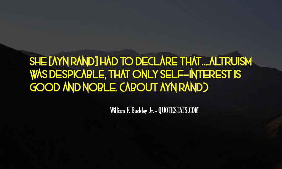William F Buckley Sayings #509515