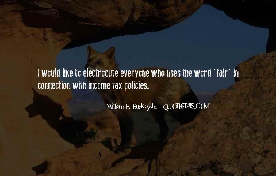 William F Buckley Sayings #521450