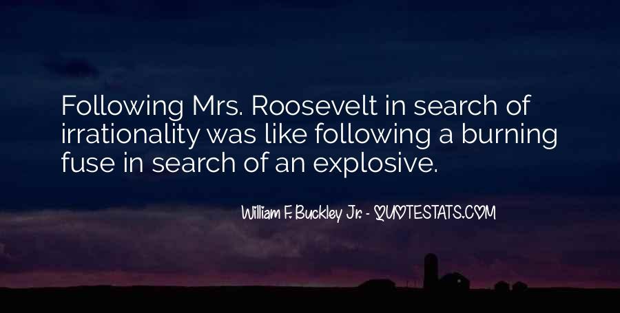 William F Buckley Sayings #547732
