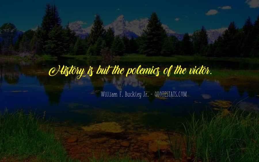 William F Buckley Sayings #604441
