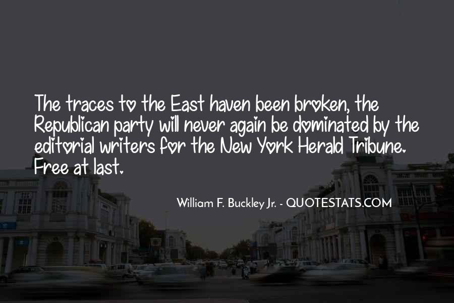 William F Buckley Sayings #622686