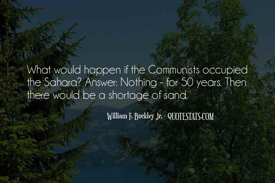 William F Buckley Sayings #627702