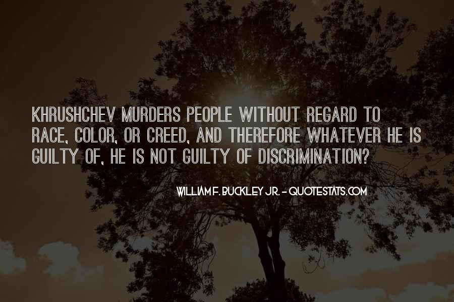William F Buckley Sayings #649946
