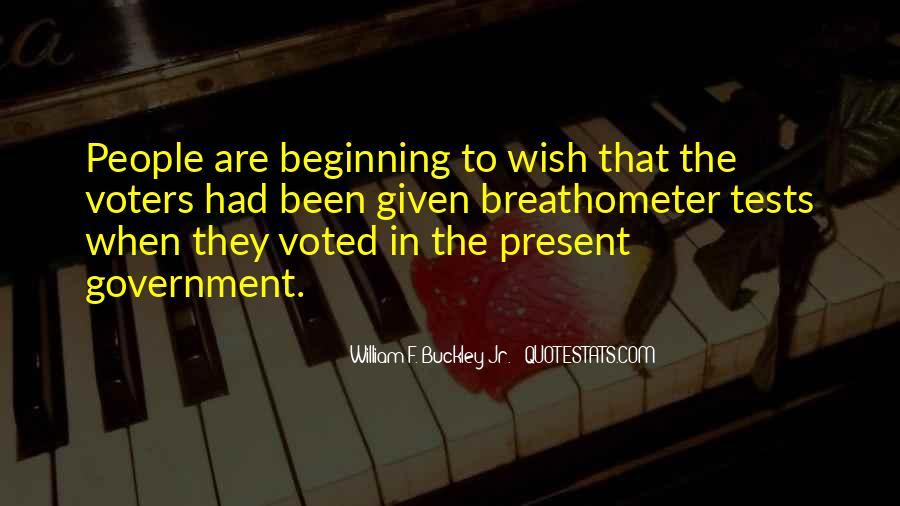 William F Buckley Sayings #709905