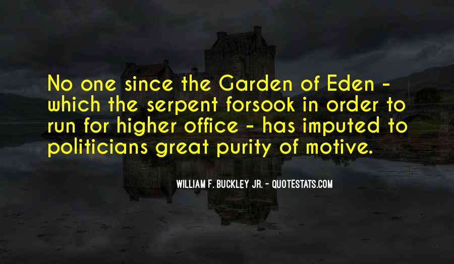 William F Buckley Sayings #742861