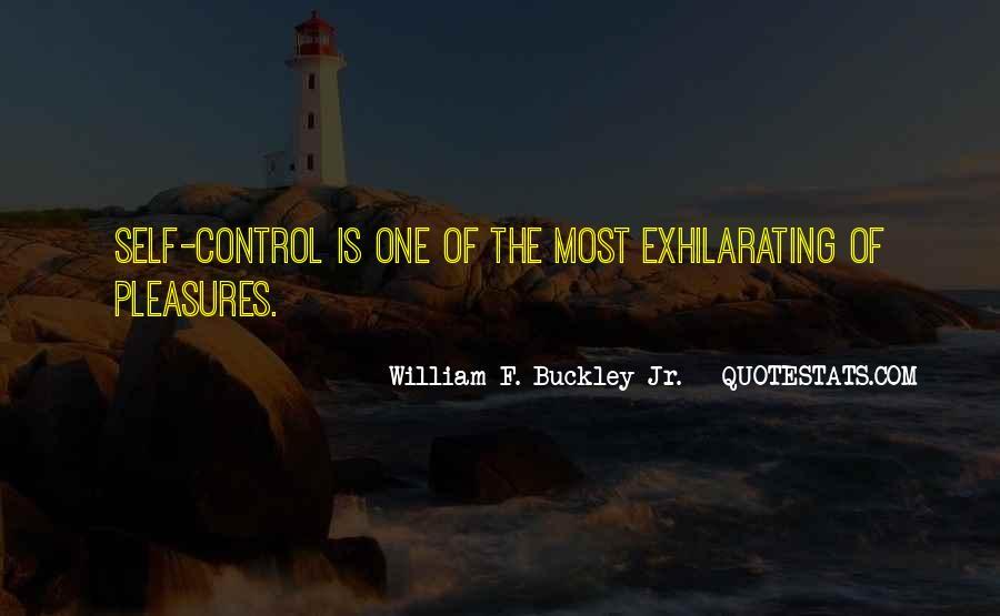 William F Buckley Sayings #762087