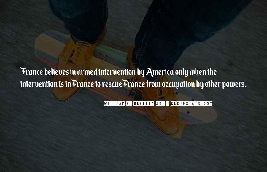 William F Buckley Sayings #784836