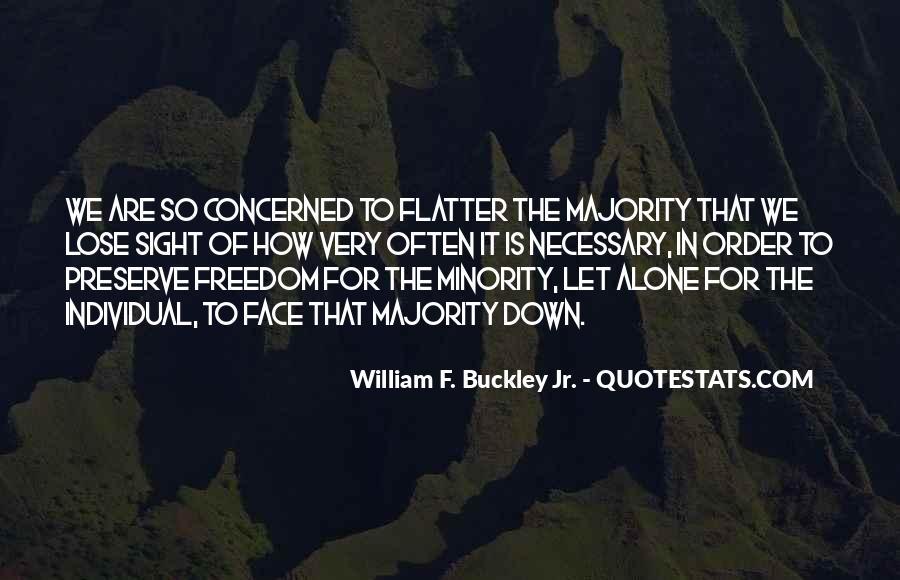 William F Buckley Sayings #858672