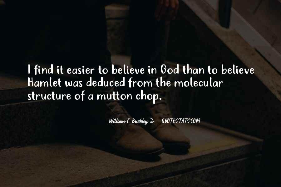 William F Buckley Sayings #927244