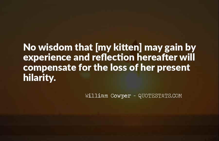 Cat And Kitten Sayings #1256024