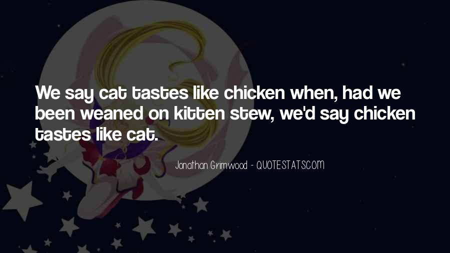 Cat And Kitten Sayings #1353462