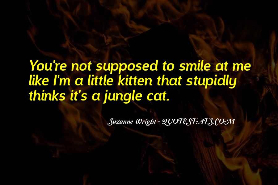 Cat And Kitten Sayings #1572767