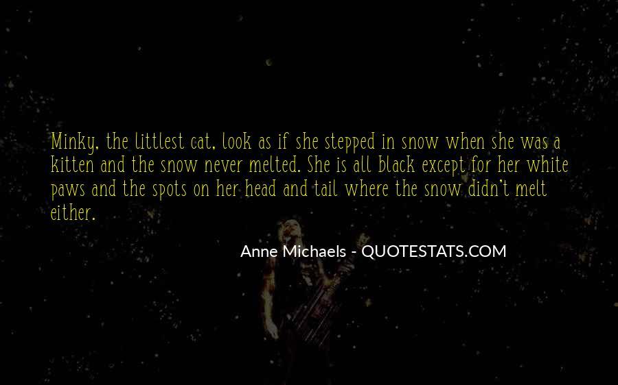 Cat And Kitten Sayings #1609785
