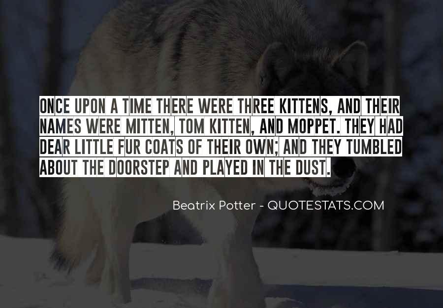 Cat And Kitten Sayings #421784