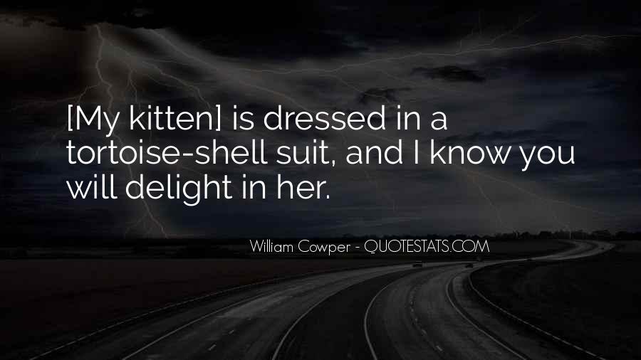 Cat And Kitten Sayings #740956