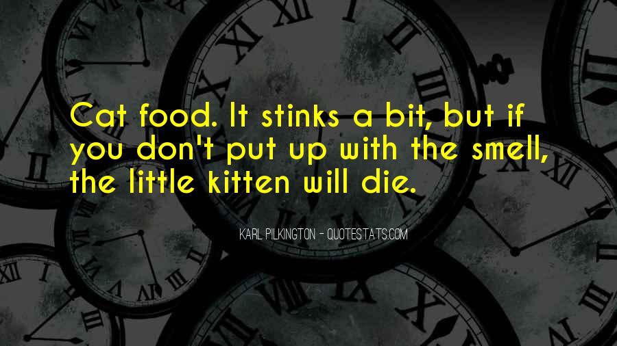 Cat And Kitten Sayings #901549
