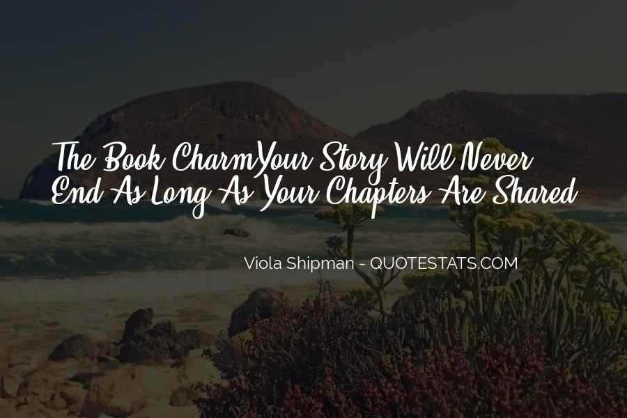 Charm Quotes And Sayings #1806494