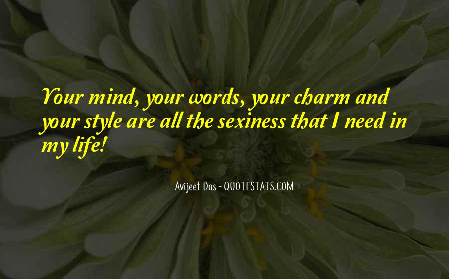 Charm Quotes And Sayings #1839649