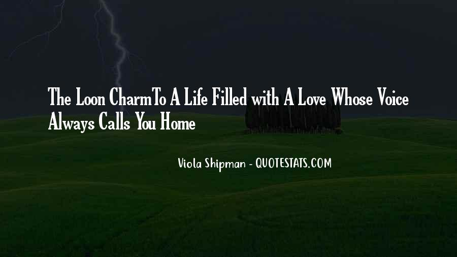 Charm Quotes And Sayings #551708