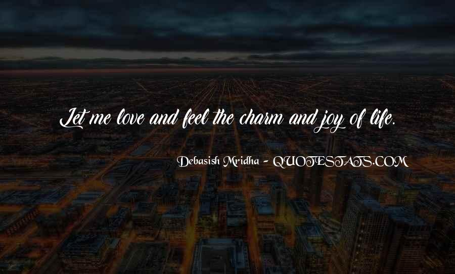 Charm Quotes And Sayings #563902