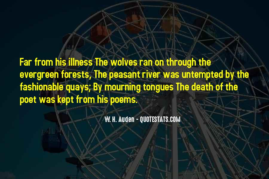 Death Poems And Sayings #293009