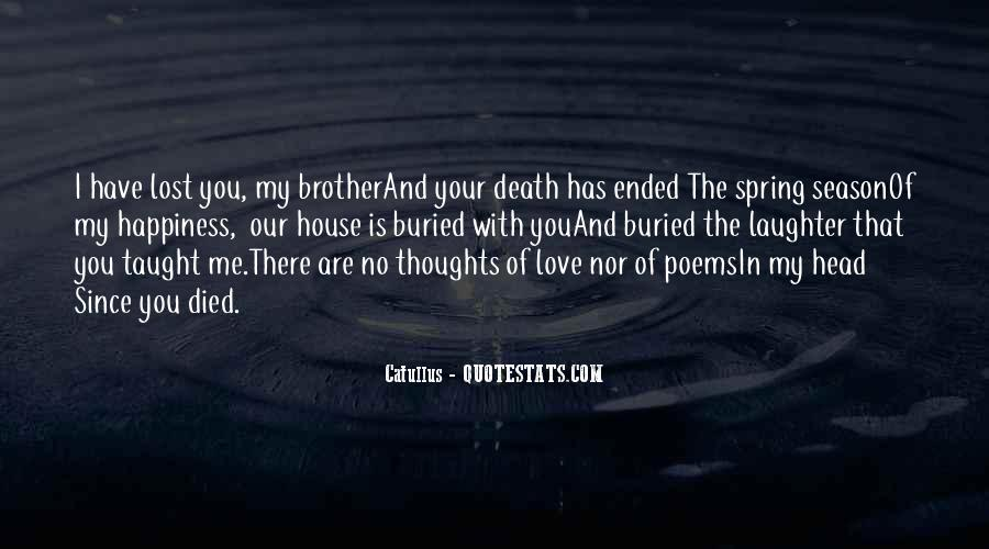 Death Poems And Sayings #324540