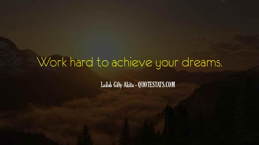 Life Dream Quotes Sayings #107642