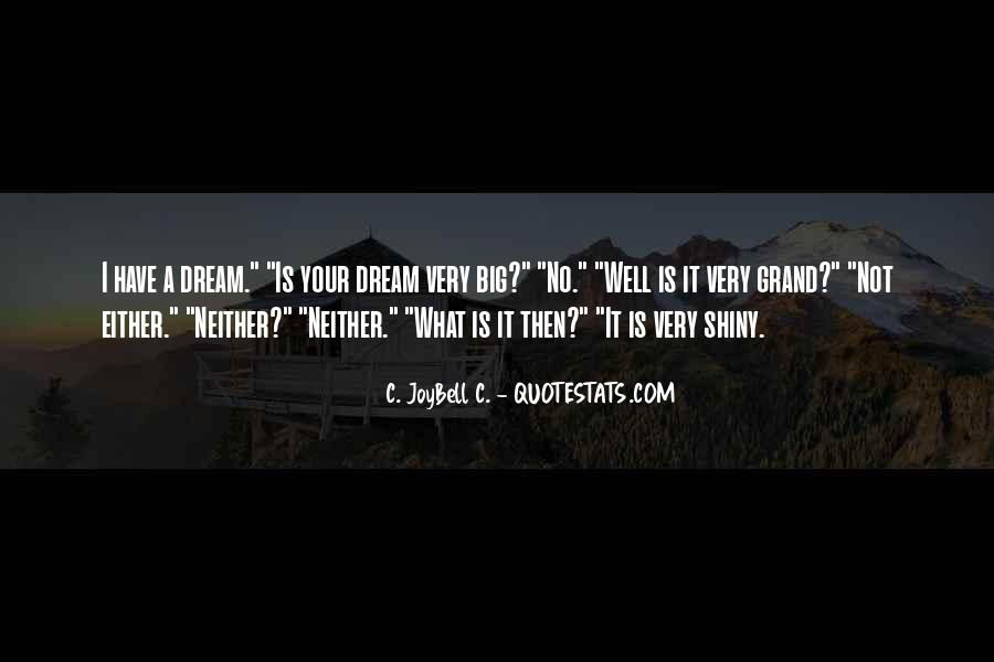 Life Dream Quotes Sayings #153345