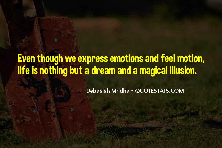 Life Dream Quotes Sayings #316912