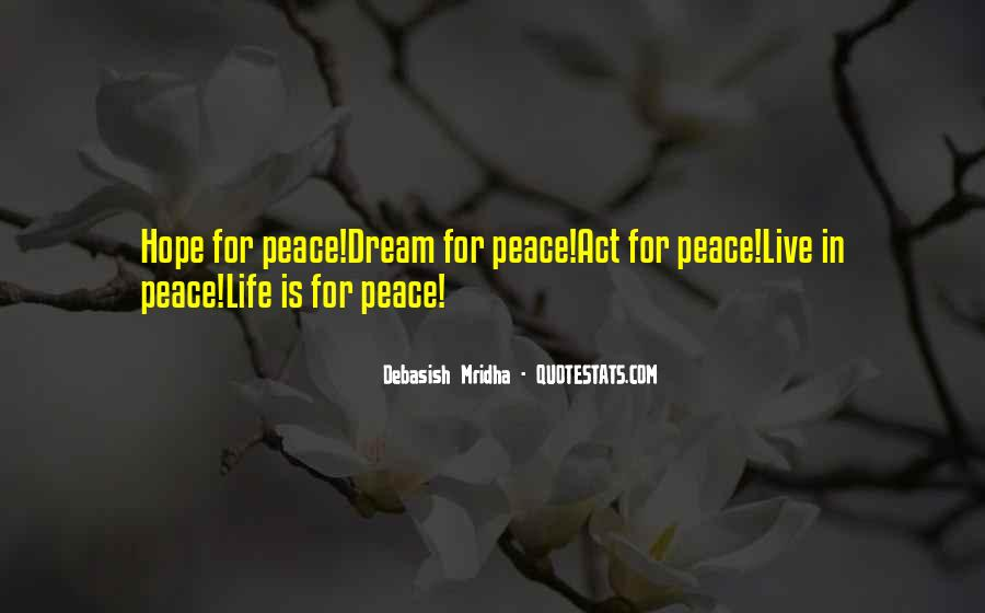 Life Dream Quotes Sayings #390420