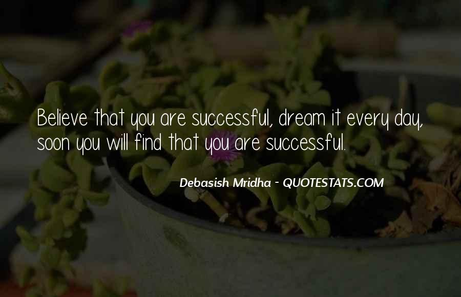 Life Dream Quotes Sayings #680373