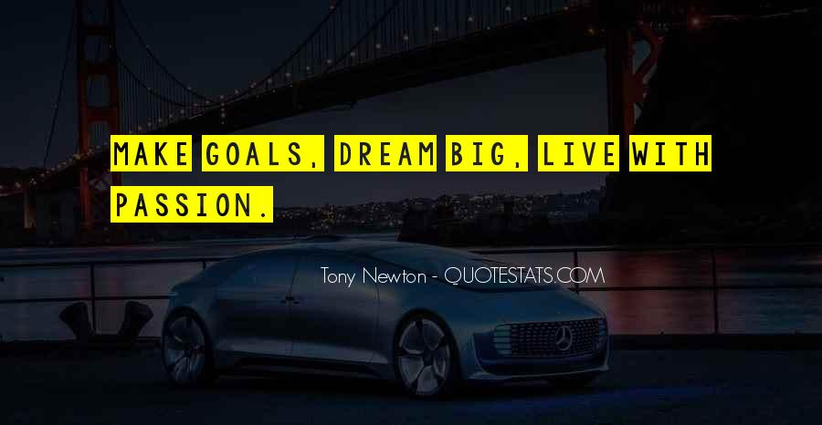 Life Dream Quotes Sayings #859228