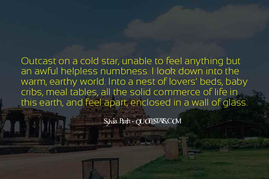 Quotes About Warm Beds #203730