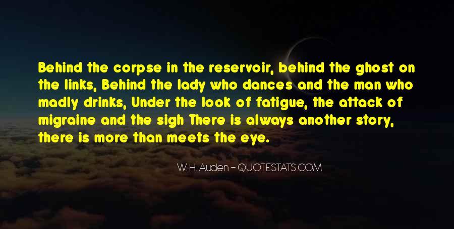 Over Fatigue Sayings #116162