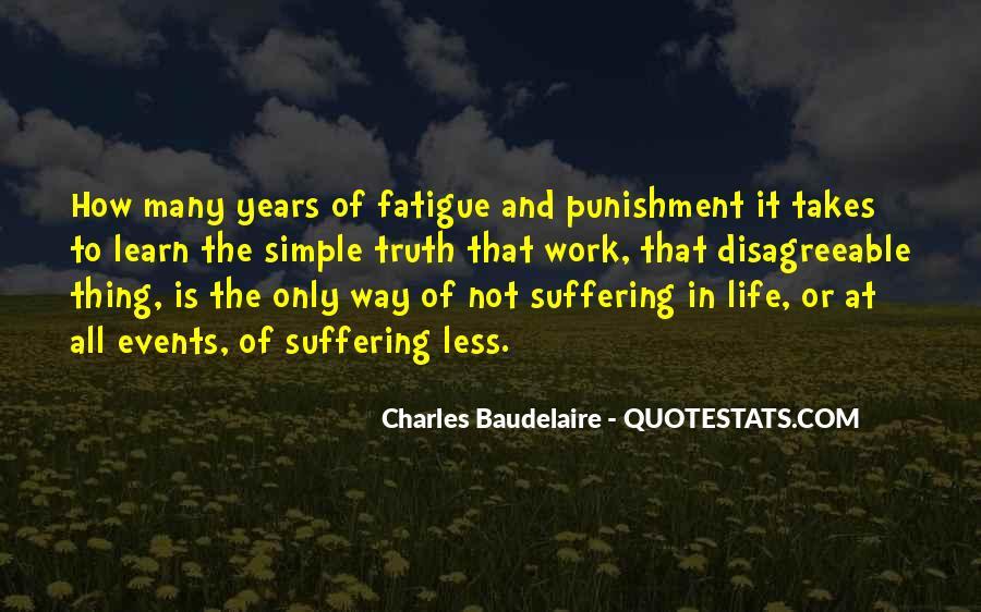 Over Fatigue Sayings #132876