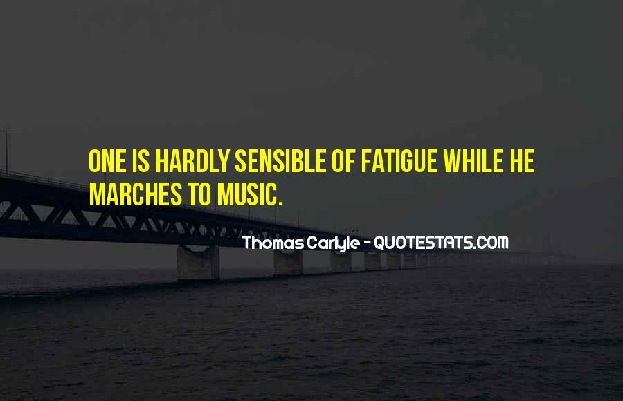 Over Fatigue Sayings #225904