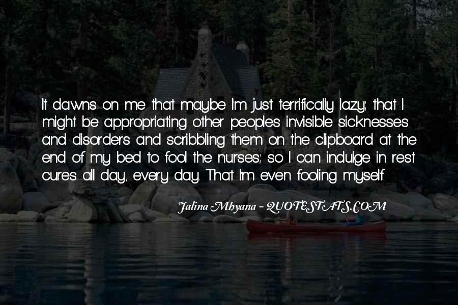 Over Fatigue Sayings #230149