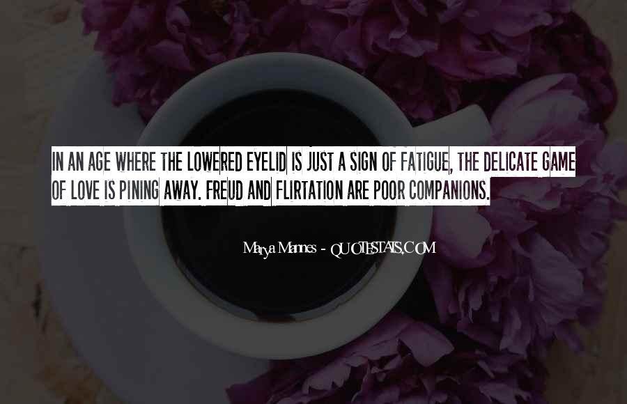 Over Fatigue Sayings #54999