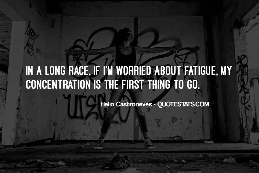Over Fatigue Sayings #68261