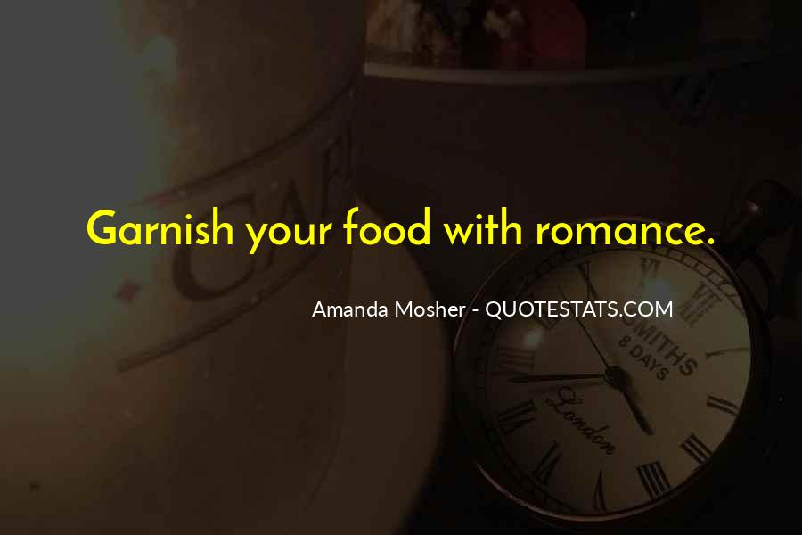 Food Quotes And Sayings #1100506